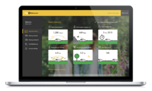 robomow app smarta lösningar